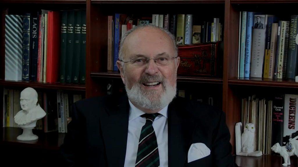 Senator David Norris - Intro & Biography
