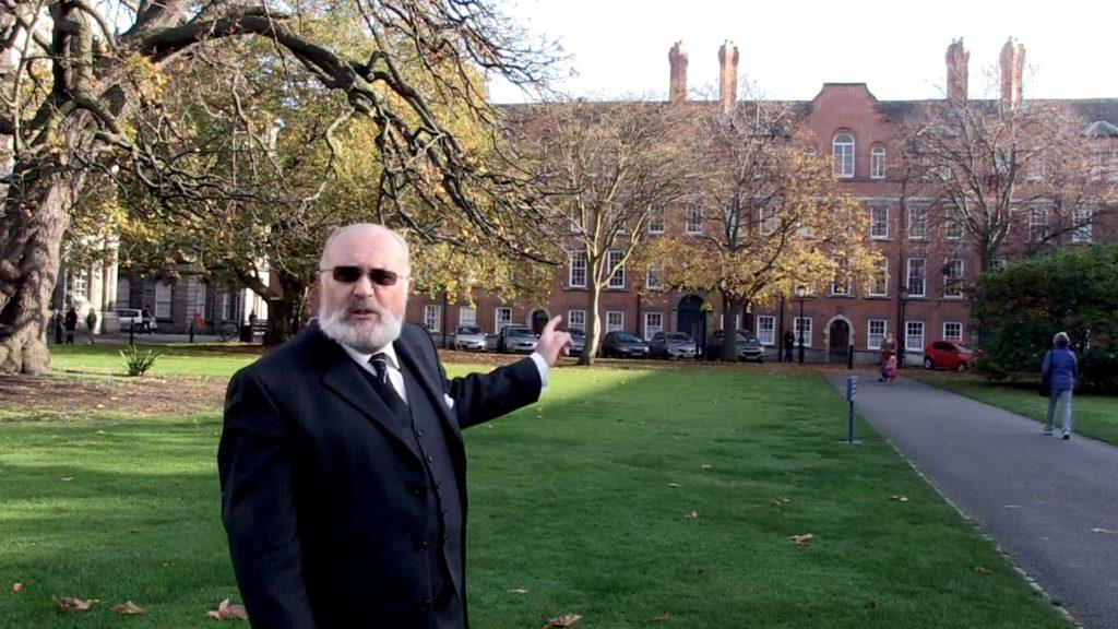 Trinity College Tour