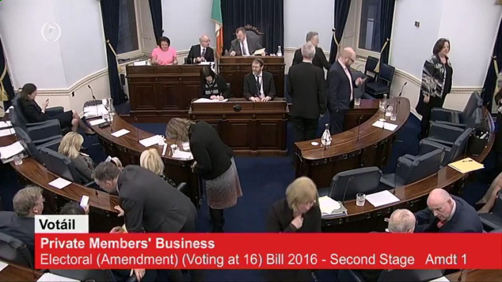 Heritage Bill Committee Stage Resumed – 29th March 2017 (2)