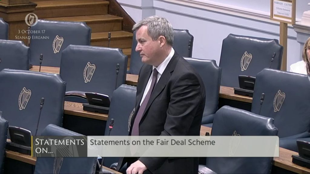 Statements on Direct Provision - 4th October 2017