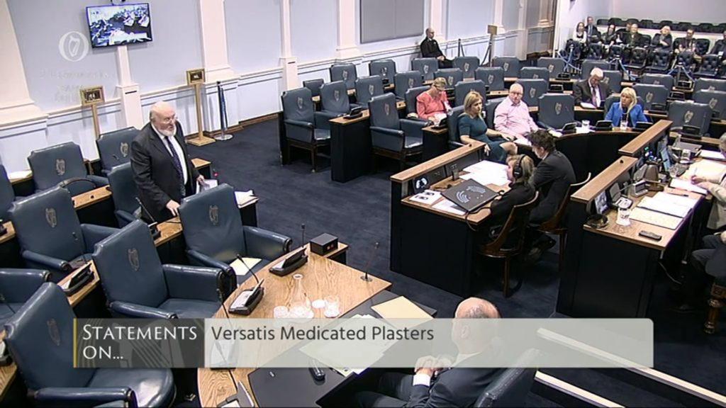 Versatis Medicated Plasters